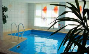 Hotel mit Sauna und Pool am Rennsteig im Thüringer Wald